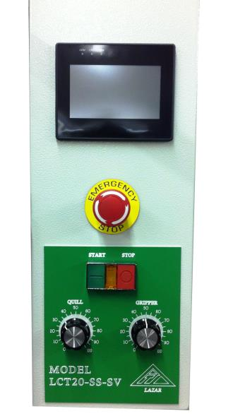 LCT20-SS-SV HMI Touch Screen